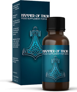 Hammer of Thor for potency