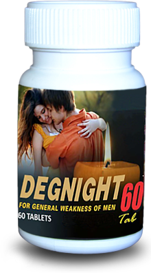 Degnight - capsules to increase manhood