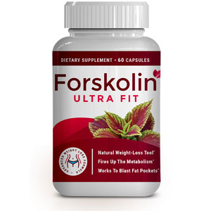Forskolin Ultra Fit