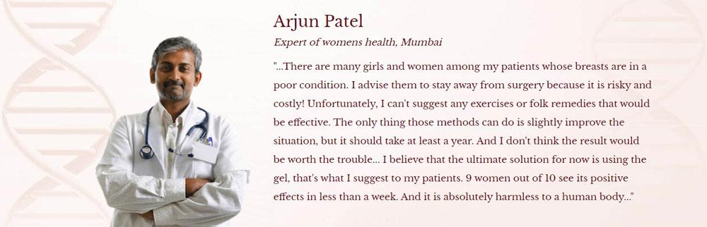 Expert Arjun Patel