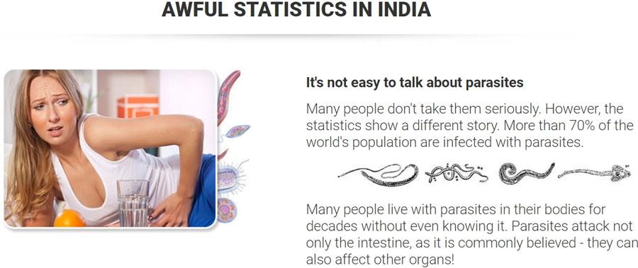 AWFUL STATISTICS IN INDIA